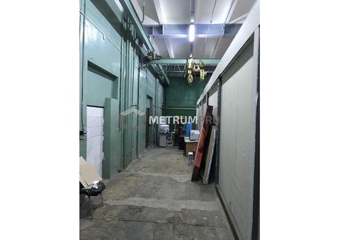 Аренда склада 127 м2
