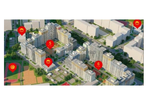 3-комн. квартира, Производственная ул, 6к3