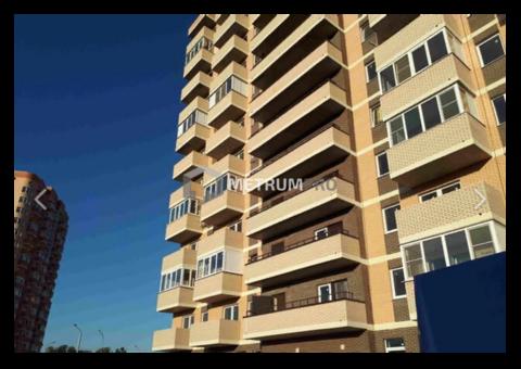 1-комнатная квартира в новостройке, 42 м², улица Еременко
