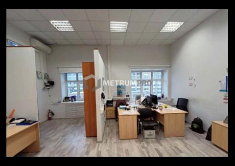Офис 60 кв.м, бизнес-центр