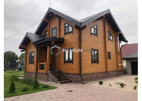 Дом 250 м2 на участке 15 сот.