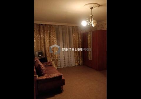 1-комнатная квартира, 38 м²